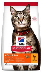 Hills Adult Chicken Cat Food 1.5Kg