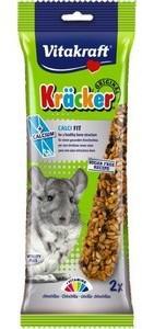 Vitakraft Kracker Chinchilla Calcium Sticks