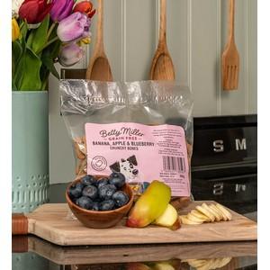Betty Millers Grain Free Banana Apple and Blueberry Bones 400g
