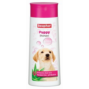 Beaphar Puppy Shampoo Suitable For Puppies Over 6 Weeks of Age