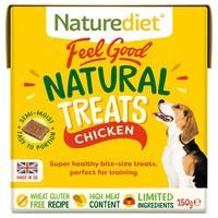 Naturediet Dog Treats Chicken