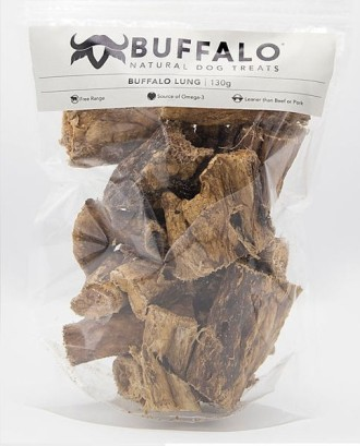 Sniffers Buffalo Lung Dog Treats