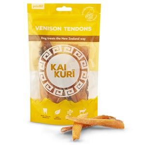 kai Kuri Air Dried Venison Tendons Dog Treats