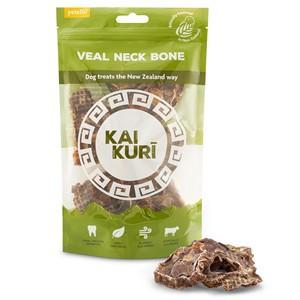 Kai Kuri Air Dried Veal Neck Bone Slice Dog Treats