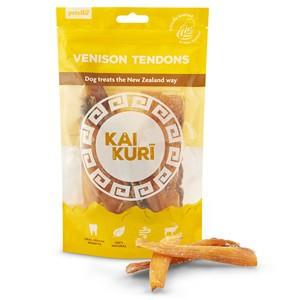 kai Kuri Air Dried Venison Tendons Dog Treats 8 packs for price of 7