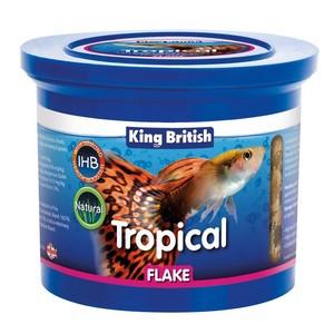 King British Tropical Flake 200g