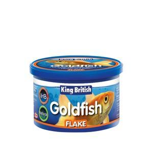 King British Goldfish Flake 12g