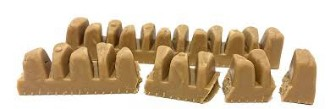 Maks Patch Break The Bar Peanut Butter Dog Treat Standard