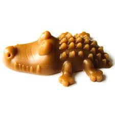 Max Patch Peanut Butter Crocodiles Dog Treats