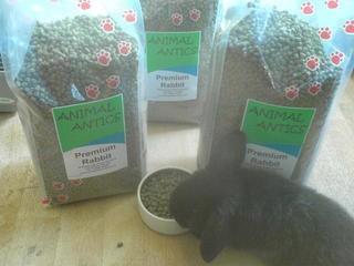 Animal Antics Pelleted Rabbit Food 7.5kg