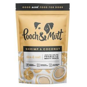Pooch and Mutt Skin & Coat Probiotic Meaty Treats 120g