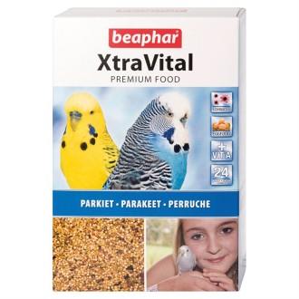 Beaphar Xtravital Budgie Food 1kg