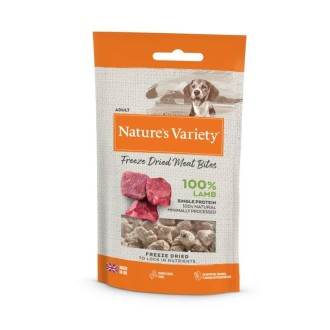 Natures Variety Freeze Dried Real Lamb Bites 20g