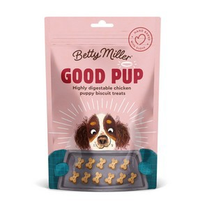 Betty Millers Gluten Free Treats for Puppy Dogs 100g