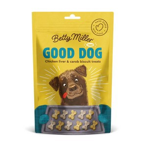 Betty Millers Gluten Free Treats For Good Dogs 100g