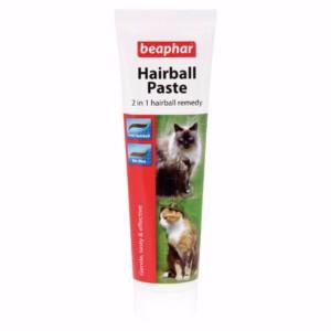 Beaphar Hairball Paste 2 in 1 100g