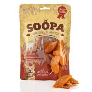 Soopa Sweet Potato Dog Chews 100g