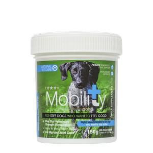 Natural Vet Care Mobility Pellets150g