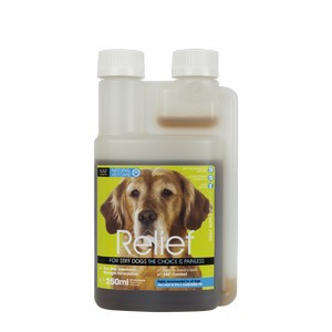 Natural Vet Care Relief 250ml for Joint Comfort