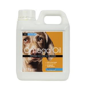 Natural Vet Care Omega Oil
