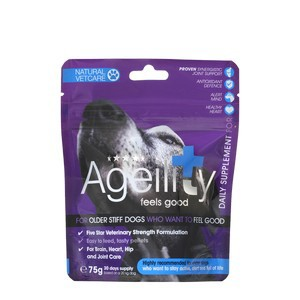 Natural Vet Care Ageility 75g