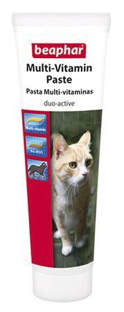 Beaphar Duo Active Cat Vitamin/Prebiotic Paste