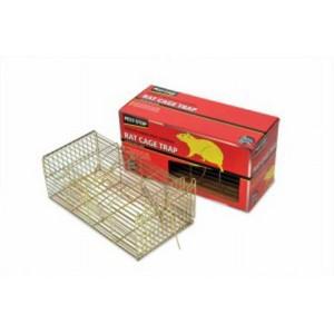 Pest Stop Rat Cage Trap