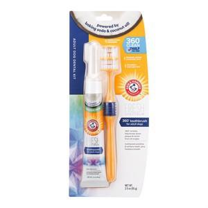 Arm & Hammer Dog Toothpaste and Brush Set