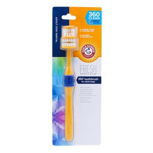Arm & Hammer Fresh 360 degree Toothbrush for Dogs