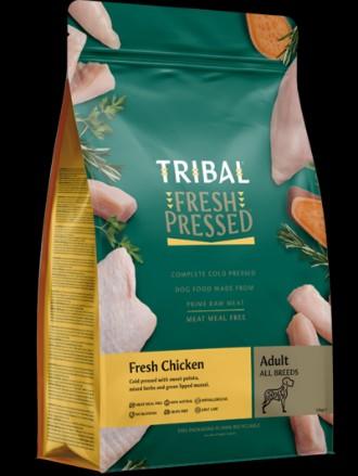 Tribal Grain Free Cold Pressed Adult Dog Food Chicken 12kg