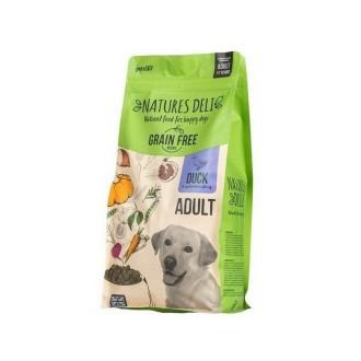 Natures Deli Adult Grain Free Duck & Sweet Potato Dog Food 2kg